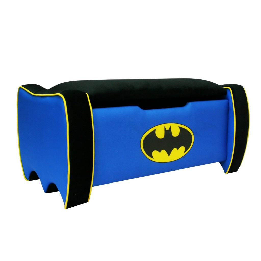 Batman Toy Chest For Boys