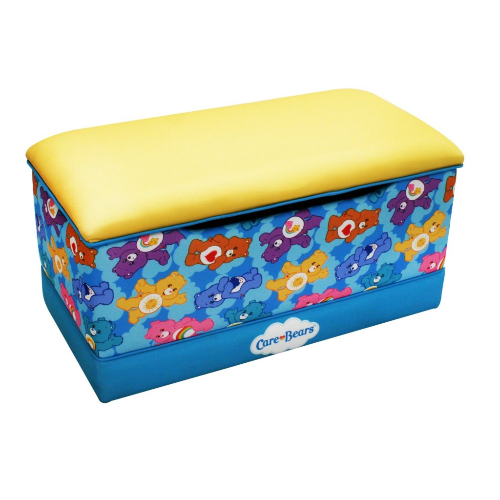 Care Bears Deluxe Toy Box