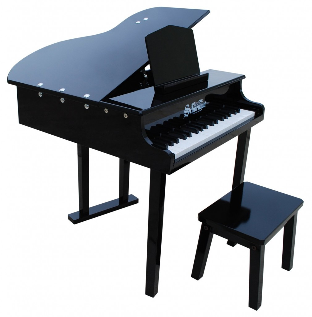37 Key Concert Grand Piano for Kids