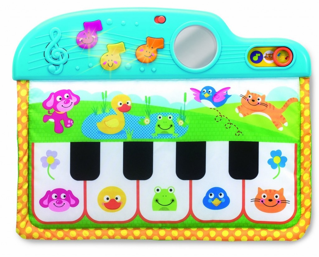 best baby piano for the crib