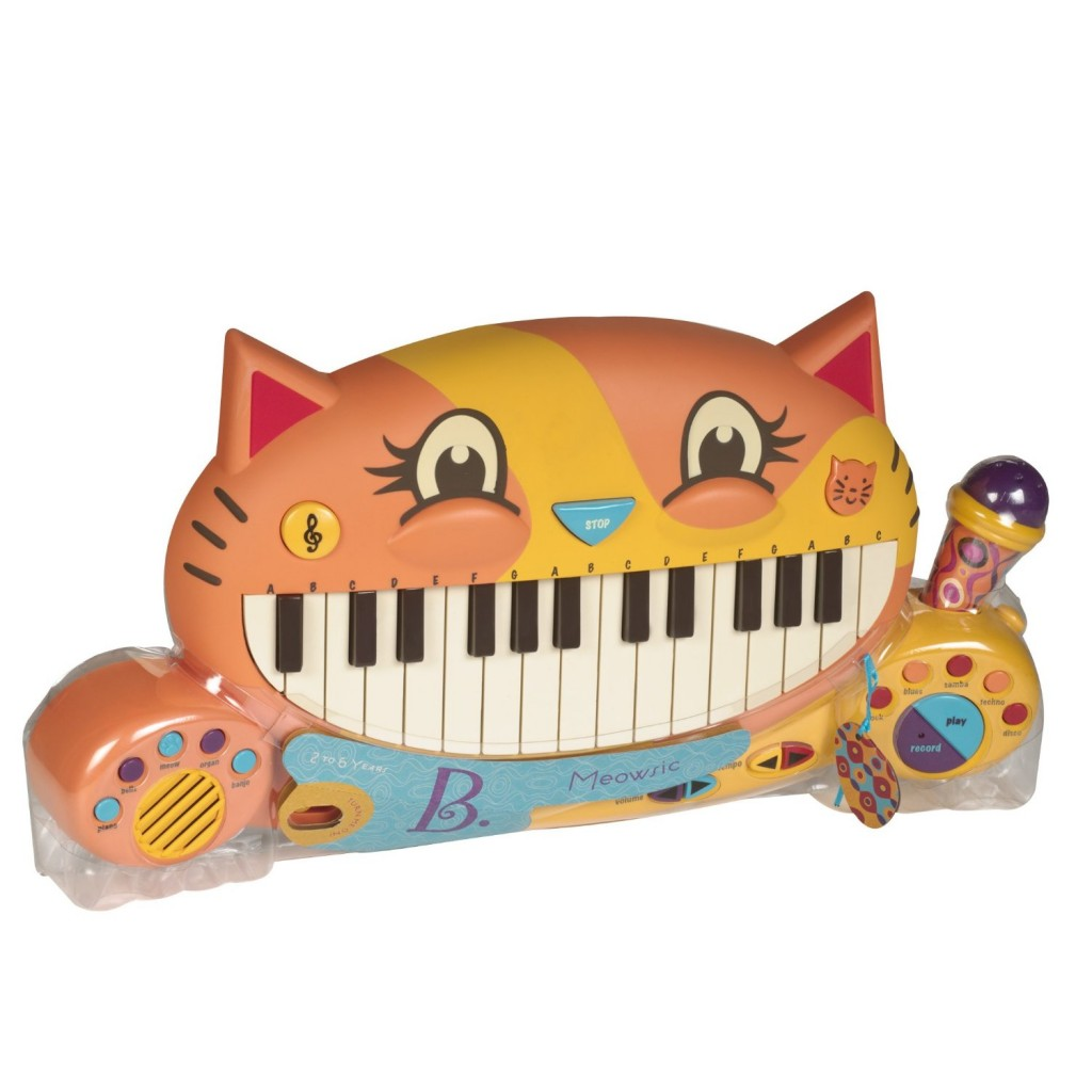 cute keyboards for toddlers