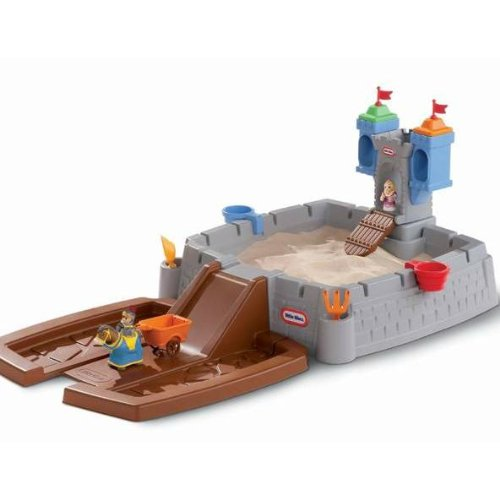 cute plastic sandbox