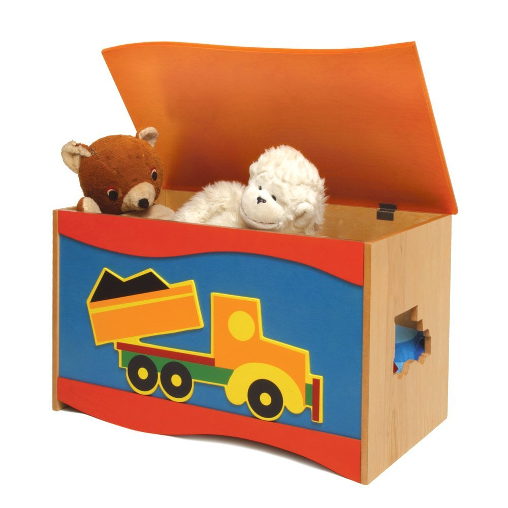 truck toy box