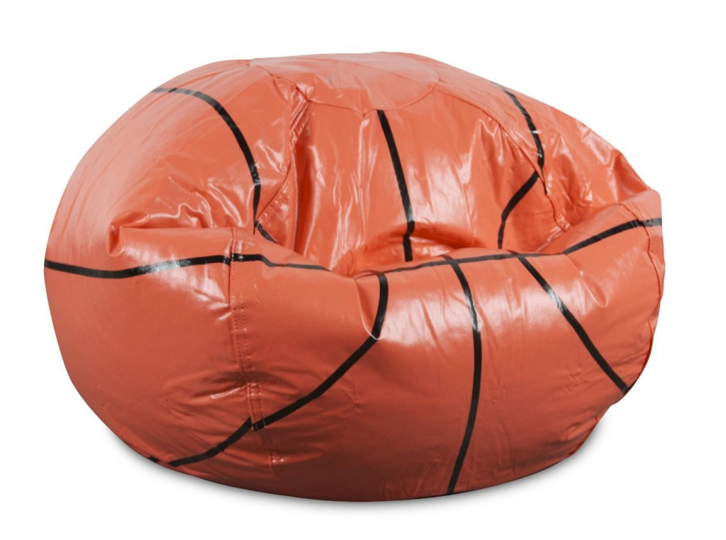 Good Cool Basketball Bean Bag Chair For Boys