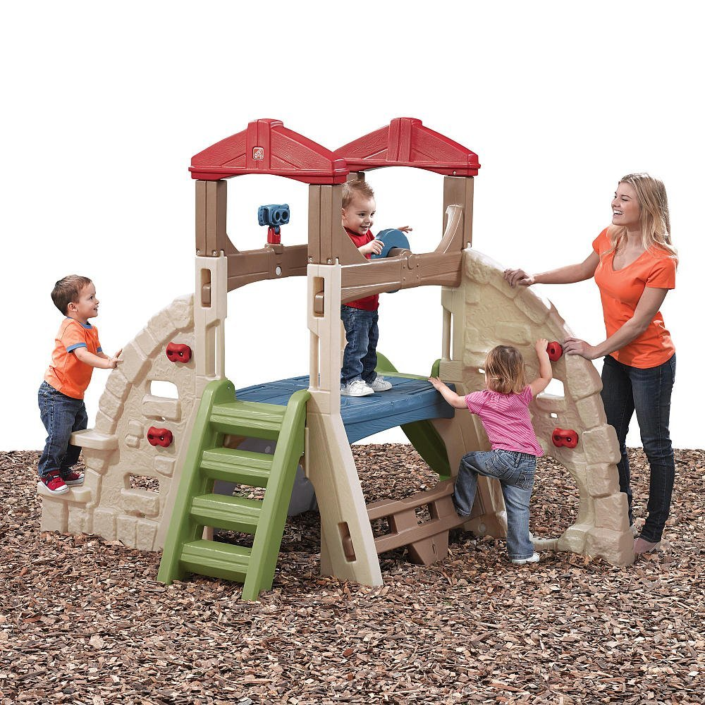 Fun Climber and Slide for Toddlers