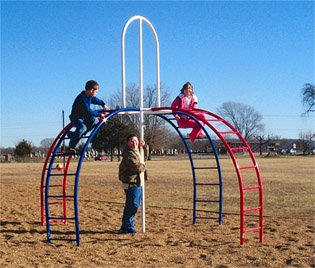 Quad Climber for old kids