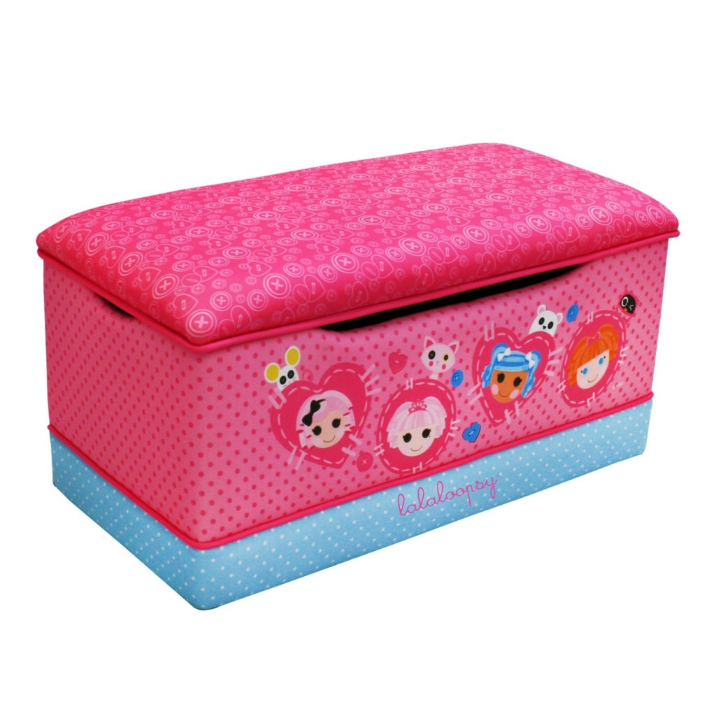 Lalaloopsy toy chest for girls