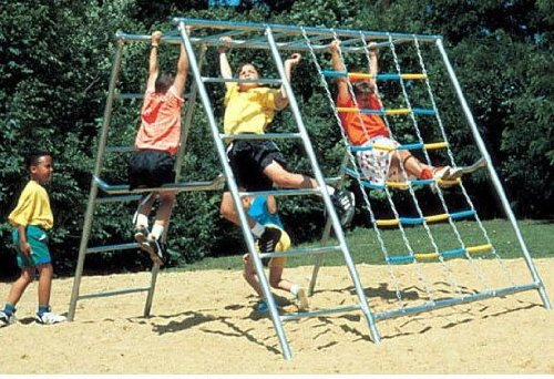 outdoor net climber for kids