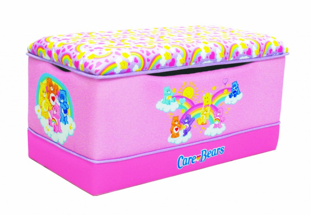 Care Bears Rainbows Toy Chest