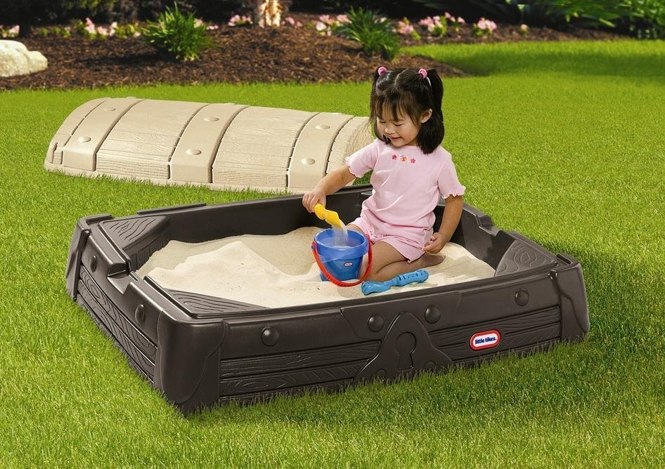 small sandbox for toddlers