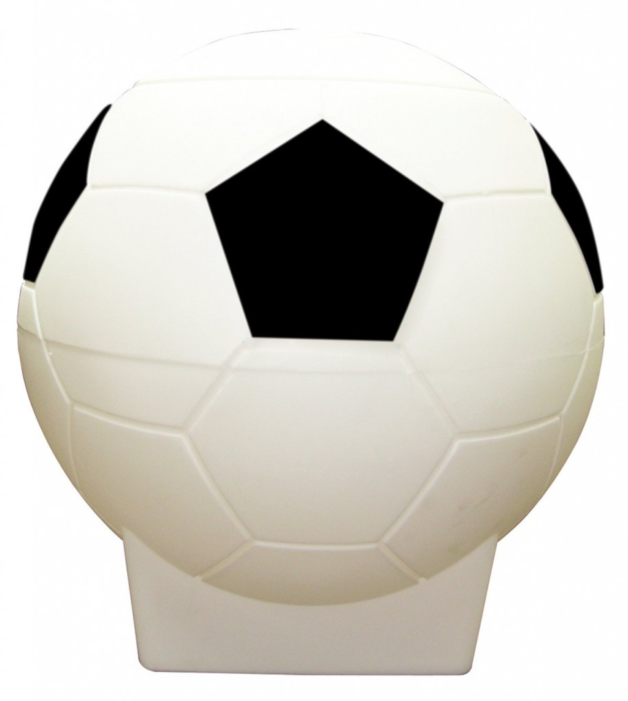 soccer ball toy box for boys