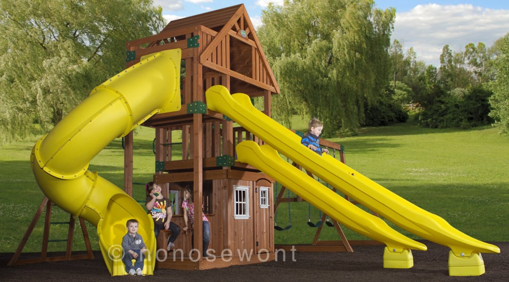 best outdoor playgrounds for kids