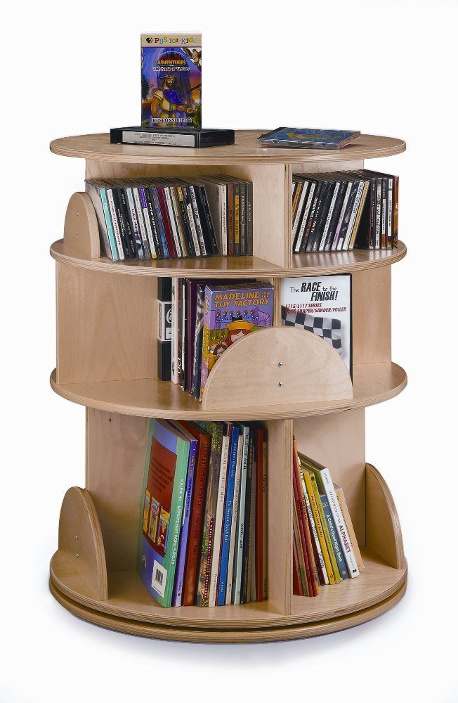 cool bookcase for kids