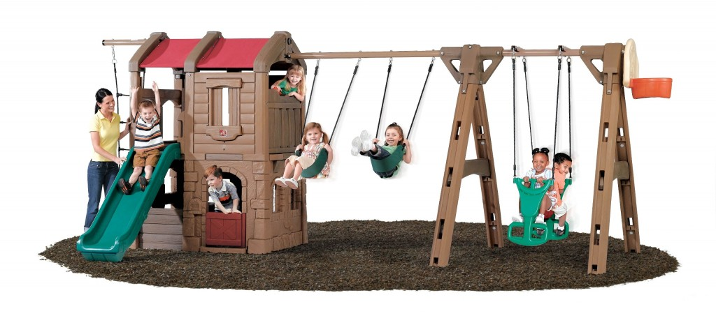 backyard toddler playground