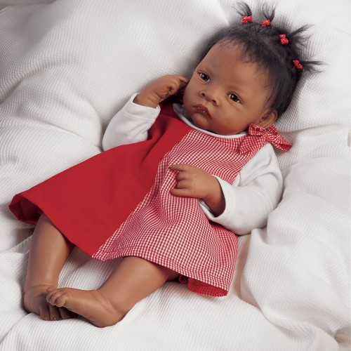 best African American real looking baby dolls