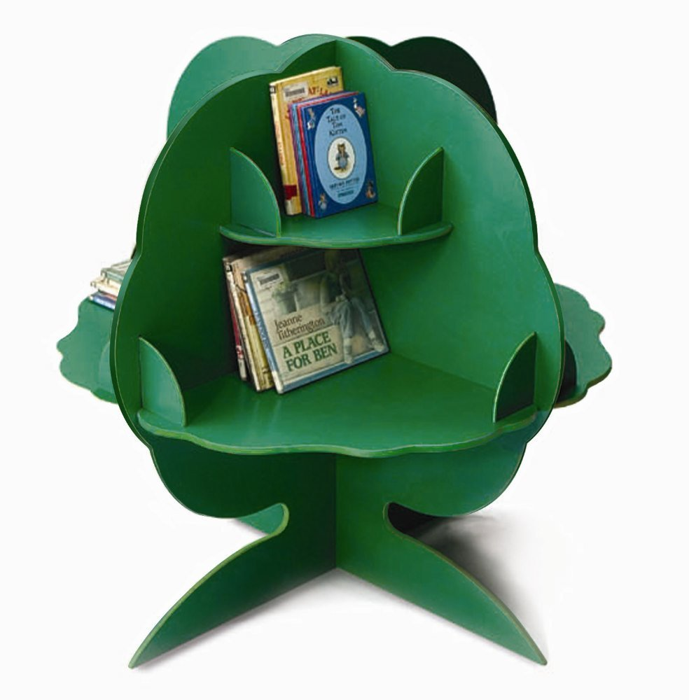 Green Reading Storage Tree