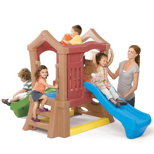 backyard toddler playground