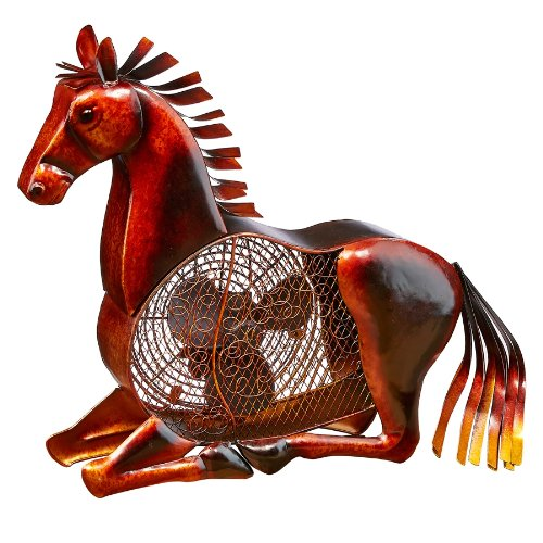 horse shaped table fan