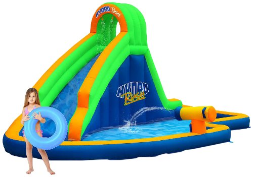 affordable inflatable water slide for kids