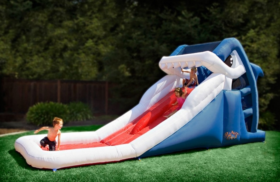 Best Inflatable Water Slides for Home