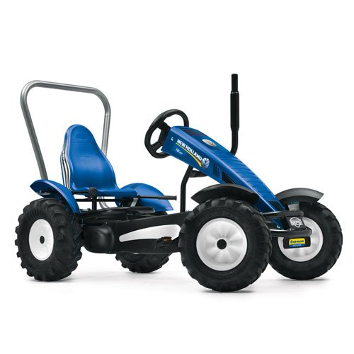 blue pedal go kart for sale