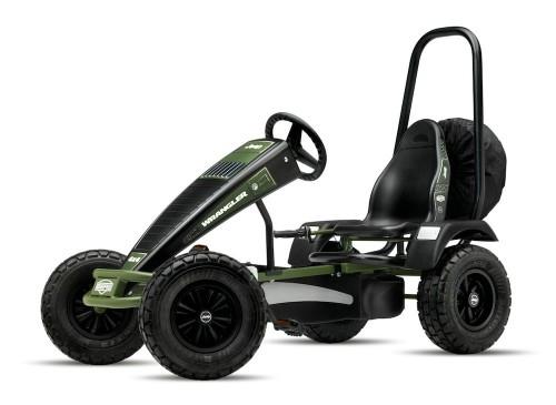 Cool BERG Jeep Wrangler Pedal Go Kart