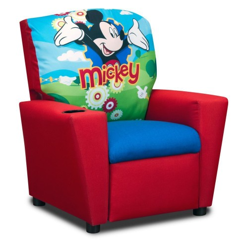 Mickey recliner for toddlers