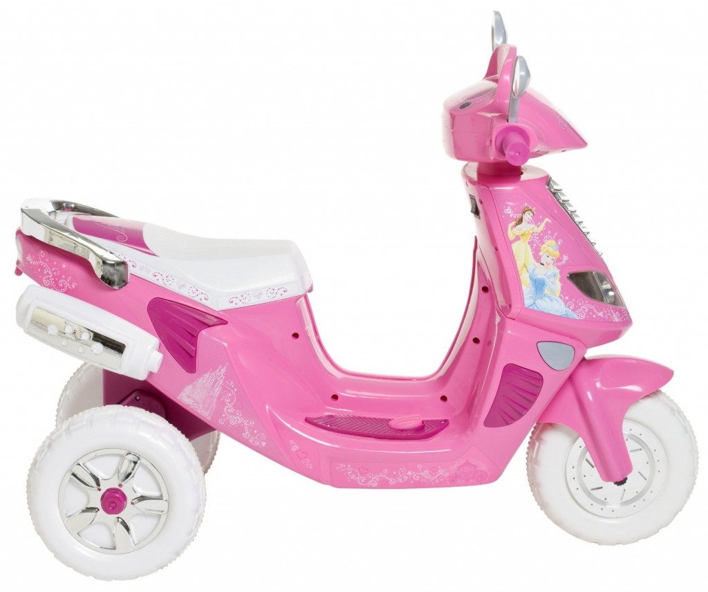 pink scooter for toddlers
