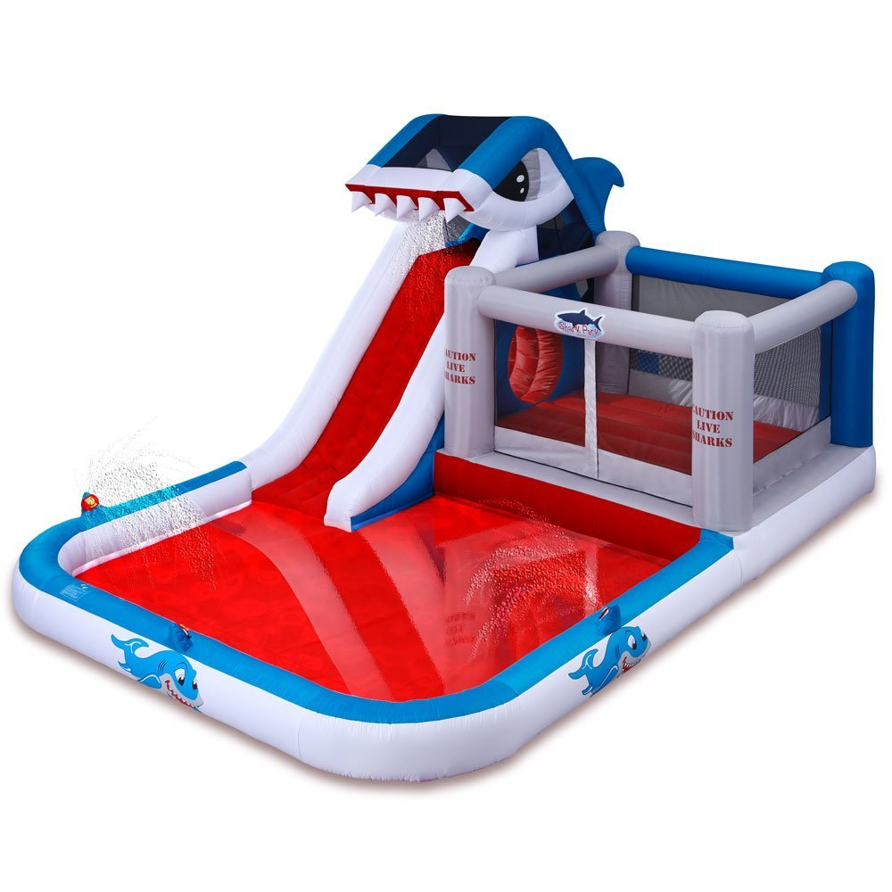 Coolest Water Toys : Top best inflatable water slides for kids to have at home
