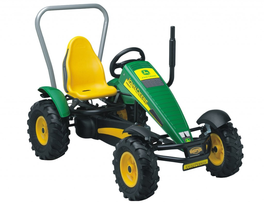 John Deere pedal go kart for sale