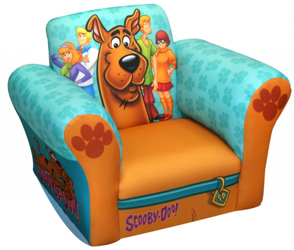 Warner Brothers Scooby Doo Paws Small Standard Rocker