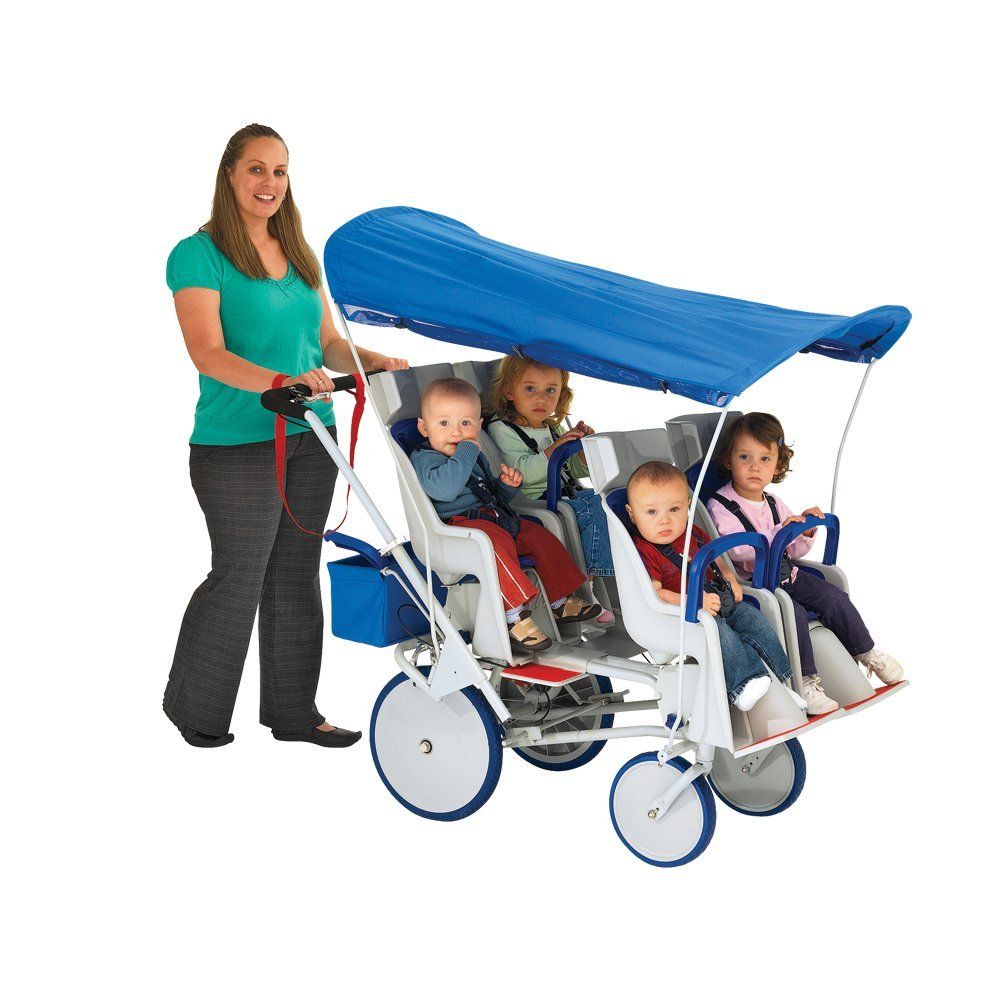 cool strollers for quads