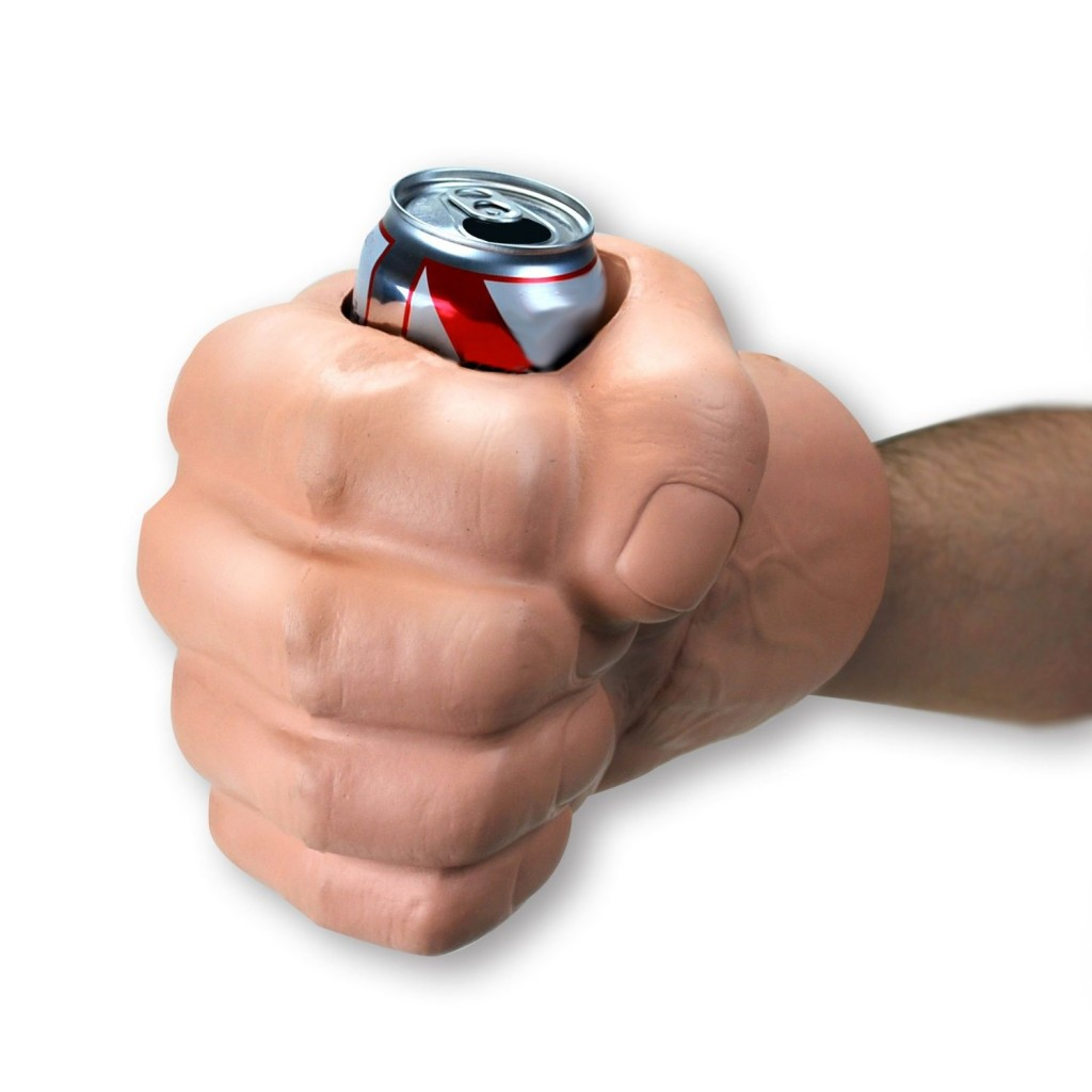 Giant Fist Shaped Drink Cooler