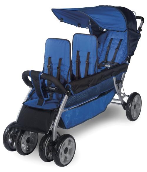 Nice 3 Passenger Stroller