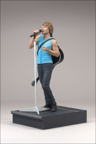 Cool Bon Jovi Action Figure Doll
