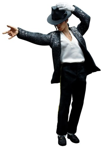 celebrity dolls Michael Jackson figure