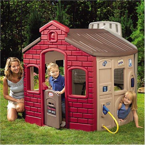 fun playhouse for the backyard