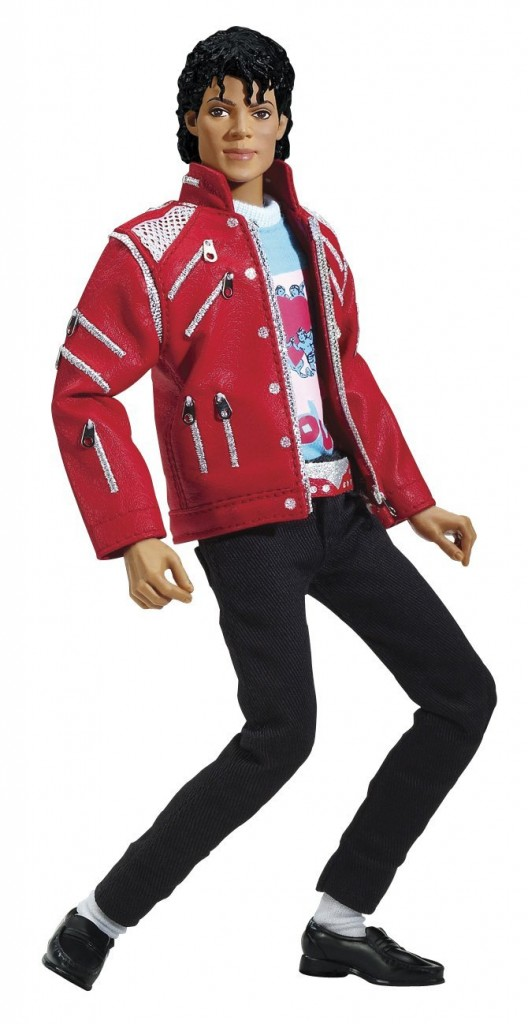 Michael Jackson dolls to collect Beat It