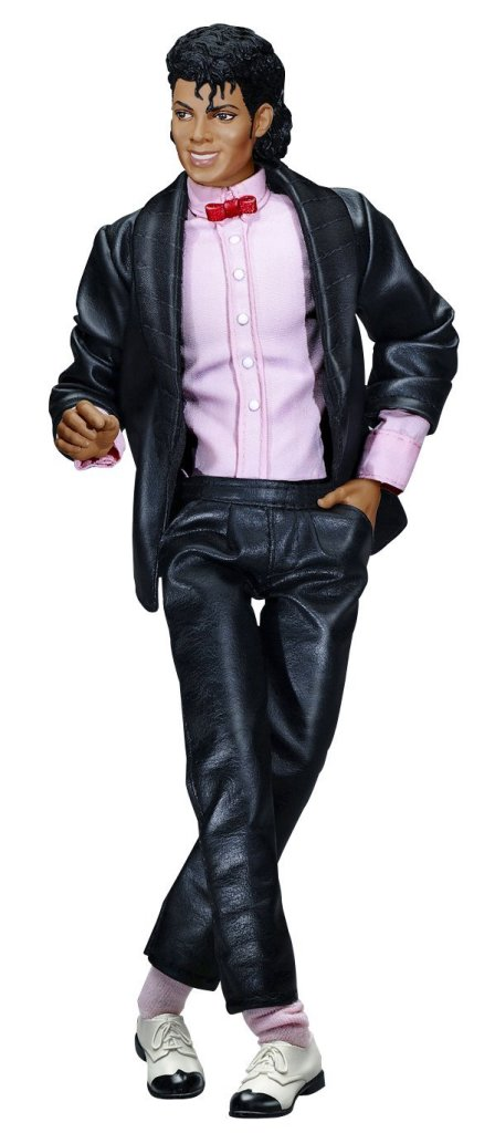 Very Realistic Michael Jackson Doll Billie Jean