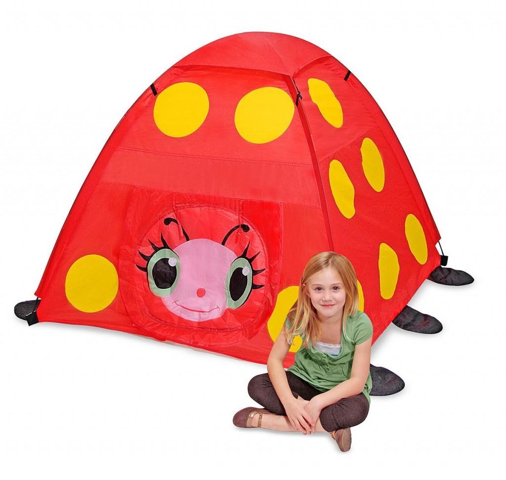ladybug tent