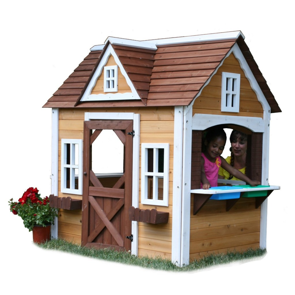 Swing-N-Slide Craftsman Cottage Playhouse