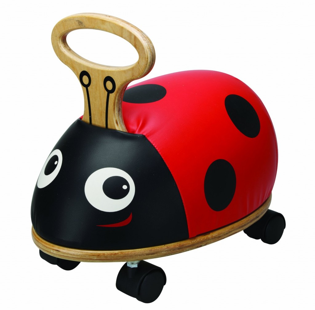 Ladybug Toy for Toddlers
