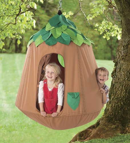 fun hanging chairs for kids