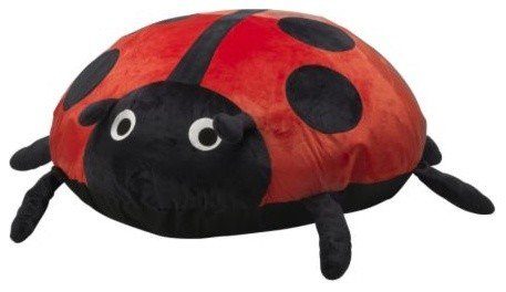 Inflatable Lady Bug Chair