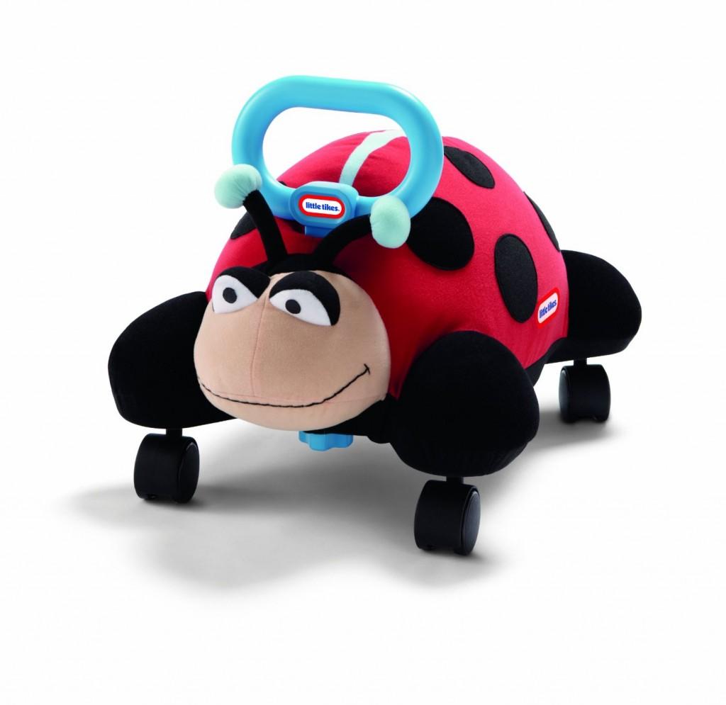 ladybug riding toys for toddlers