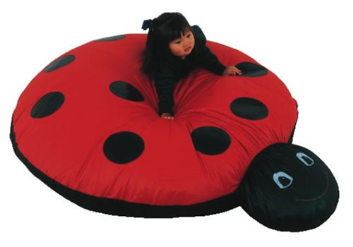 Large Ladybug Bean Bag