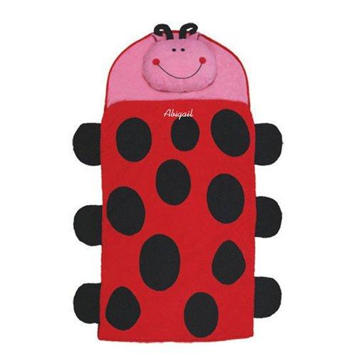 Personalized Ladybug Nap Mat