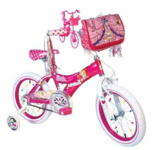 cute Barbie bicycle