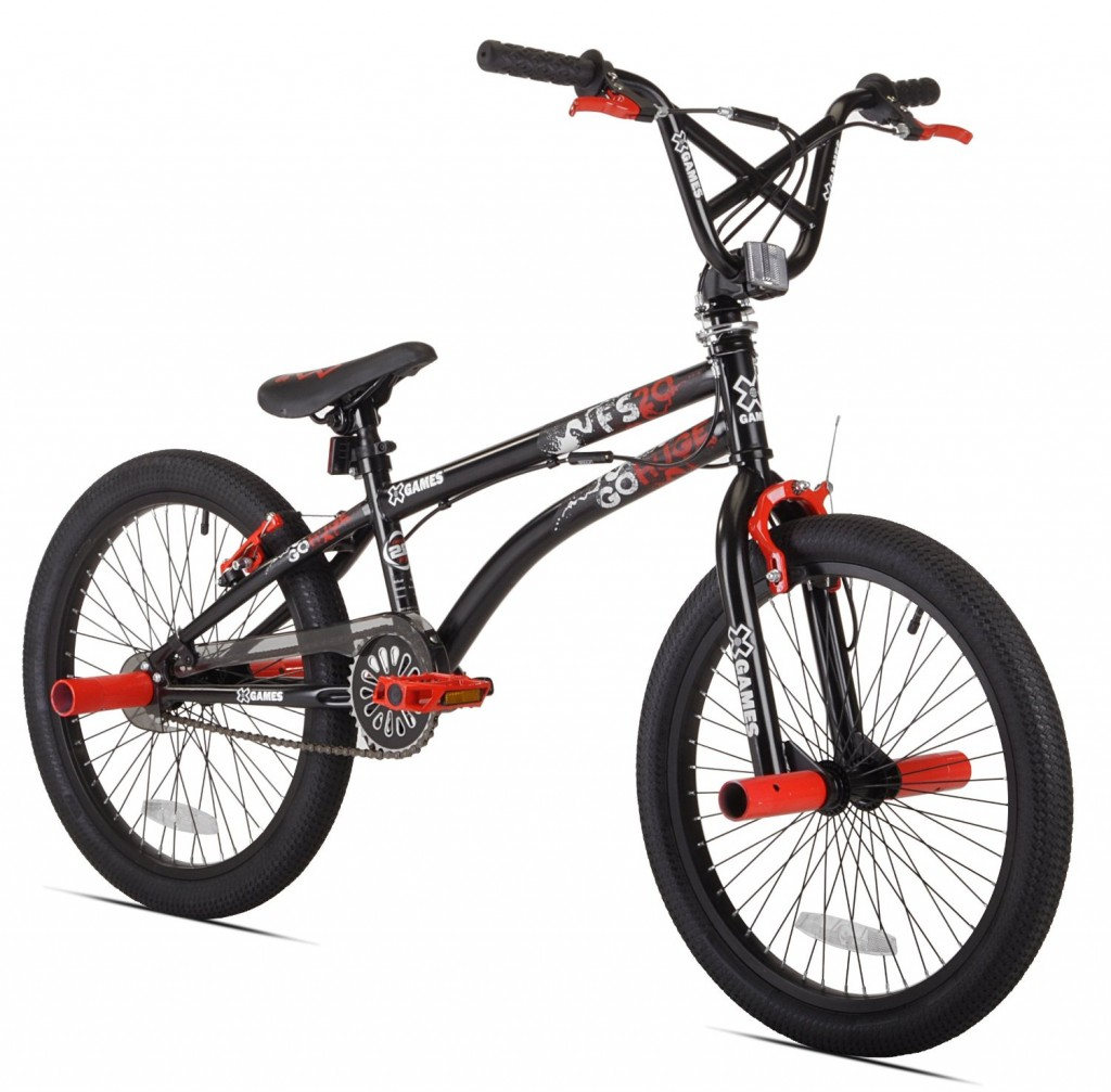 cool 20 inch freestyle boys bike