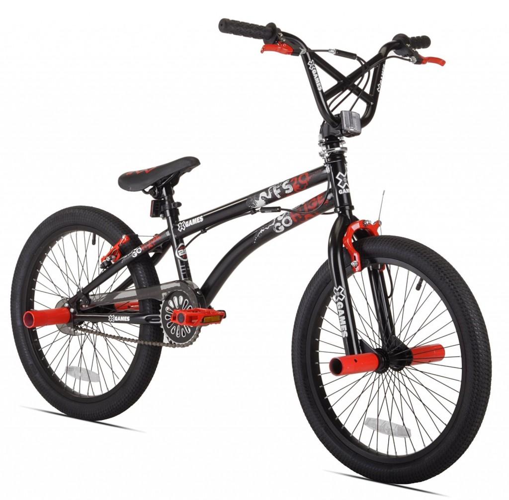 cool 20 inch freestyle boys bike